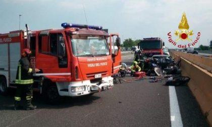 Incidente mortale sull'autostrada A4 Torino-Milano: deceduto anche il figlio