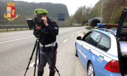 L'elenco degli autovelox in Piemonte fino a domenica 25 luglio 2021