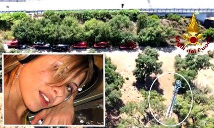 Già il primo giorno un drone aveva filmato il corpo di Viviana, ma nessuno se n'era accorto
