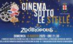 Cinema sotto le stelle, appuntamento rimandato a lunedì 24