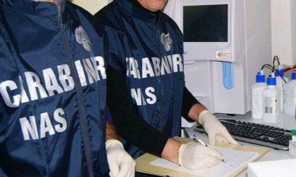 Vaccini a parenti e amici, blitz dei carabinieri alla Rippa Peracca
