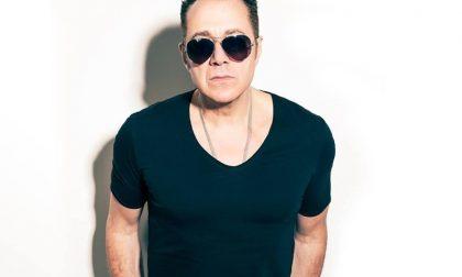 Joe T Vannelli in tour a Chivasso oggi, giovedì 24 settembre