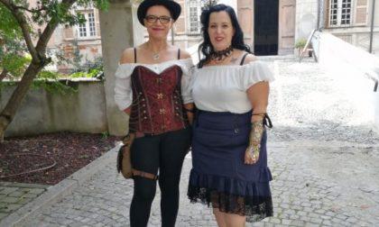 Paola e Milly spose: primo matrimonio arcobaleno in paese