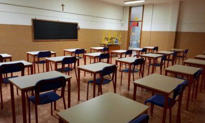 Da lunedì tutte le scuole chiuse nel Vercellese