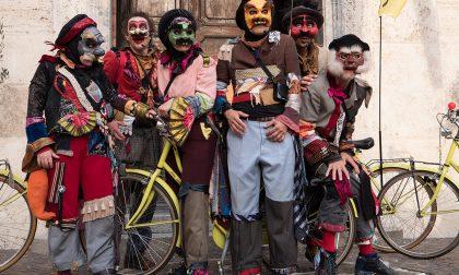 Il teatro in bicicletta con Faber Teater