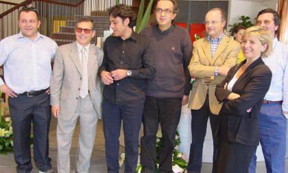 Ad Augusto Gaglio il Nocciolino d'Oro 2020