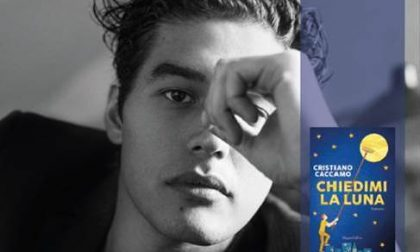 L'attore e scrittore Cristiano Caccamo al Torino Outlet Village