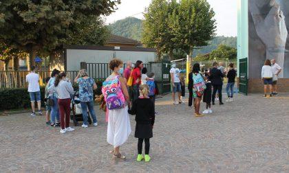 Si riparte in piena sicurezza nella scuola di Cavagnolo