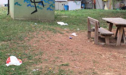 Foto-trappole al parco: multe fino a 500 euro per chi sporca