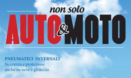 Ritorna Non solo Auto e Moto, il magazine in omaggio per i lettori
