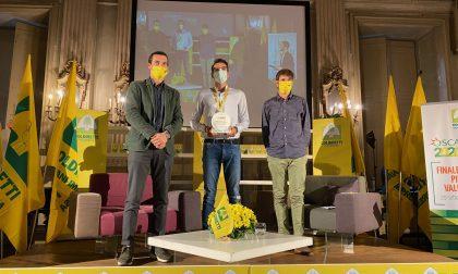 Oscar Green Coldiretti 2020, premiato Alberto Pasteris