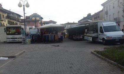 Ladri al mercato beccati dalle telecamere