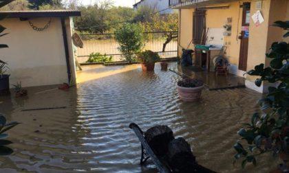 Maltempo, 80 sfollati a Vercelli