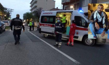 Giovane motociclista muore nello schianto contro un'auto
