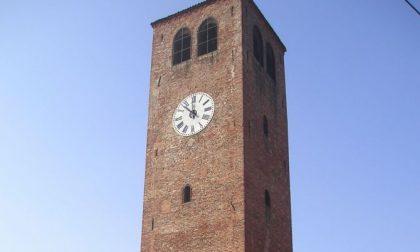 Crescentino Città per la vita, la Torre Civica è il monumento simbolo