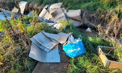 Ispettori ambientali per punire chi abbandona  i rifiuti