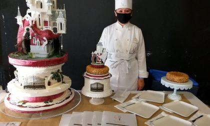 E' la regina italiana del Cake Design