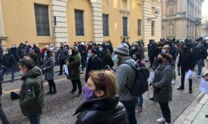 Dpcm di Natale, la protesta di commercianti I VIDEO