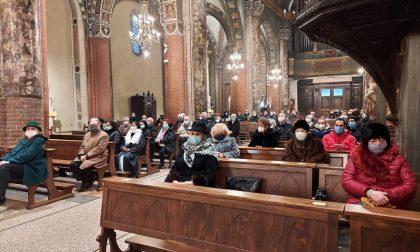 Messa di Natale in duomo a Chivasso al tempo del Covid