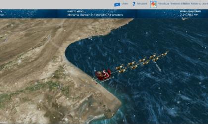 Dov'è Babbo Natale? Quando arriverà? …In tempo reale dove si trova e quanti doni ha consegnato…