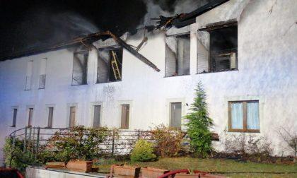 Incendio devasta la villa della famiglia Cordero di Montezemolo