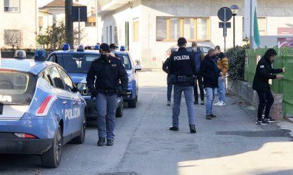 Blitz della Polizia all'autolavaggio di Brandizzo