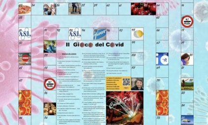 """Il gioco del Covid, il nuovo """"divertimento"""" dell'anno"""