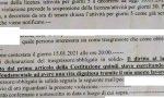 """#ioapro1501, il verbale del ristoratore multato: """"Lavoro garantito dalla Costituzione"""""""