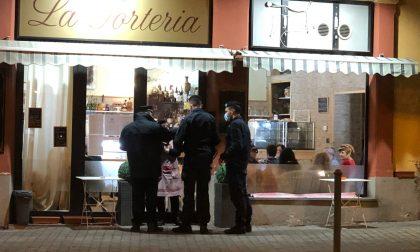 Protesta #IoApro1501, multati 18 clienti in un bar a Chivasso LE FOTO