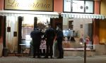 #ioapro1501 a Chivasso: ai clienti del bar multato verbali consegnati dai carabinieri