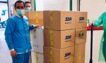 Poste Italiane consegna il vaccino al San Giovanni Bosco IL VIDEO
