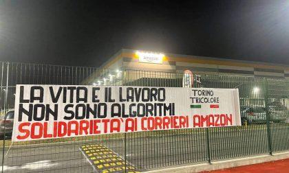 Sciopero dei corrieri di Amazon, la solidarietà di Torino Tricolore
