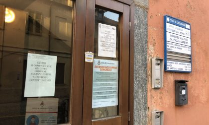 Emergenza Covid, due dipendenti comunali positivi: chiusi gli uffici