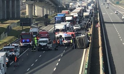Incidente mortale a Chivasso LE FOTO