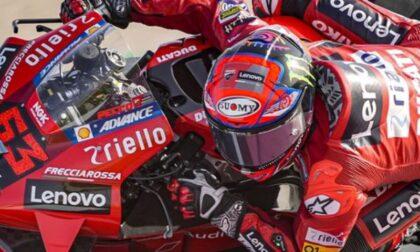 MotoGP di Doha, Pecco Bagnaia è sesto