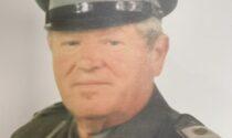Addio all'ex Maresciallo delle Guardie venatorie