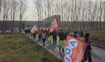 Lavoratori NovaCoop in sciopero
