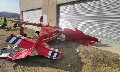 Carmagnola, cade un ultraleggero e muore il  pilota