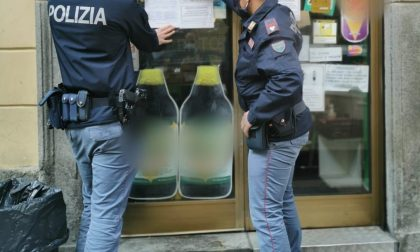 Nei pub c'erano dei clienti, negli alloggi degli ospiti: maxi multe IL VIDEO