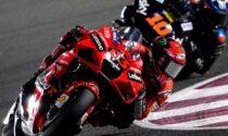 MotoGP di Doha, Bagnaia parte sesto