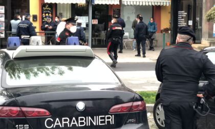 La Torteria aperta, arrivano Carabinieri e Vigili I VIDEO