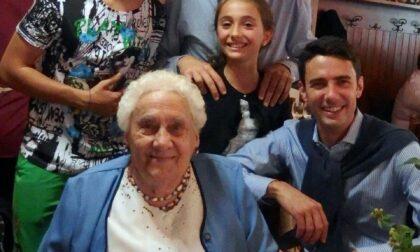 Marisa Mezzo, una nonna sprint