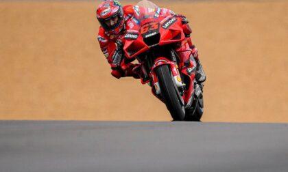 MotoGP Francia, da 16esimo a quarto Pecco Bagnaia