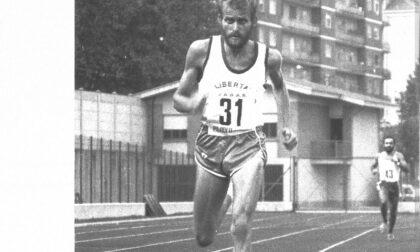 Andrea Monti, un chivassese doc sempre di corsa
