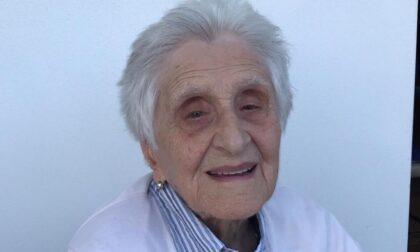 Il paese piange la persona più anziana del paese