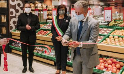 Coop, riapre il supermercato di Caluso