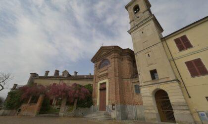 Nuovoreportage sui Restauri d'arte dedicato alCastello di San Sebastiano da Po