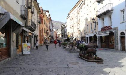 La Valle d'Aosta resta in zona arancione
