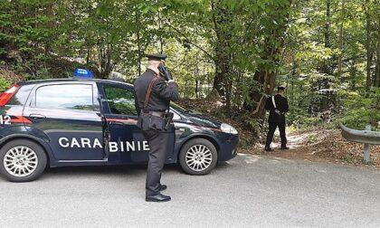 Malviventi in fuga inseguiti e arrestati durante il Giro d'Italia