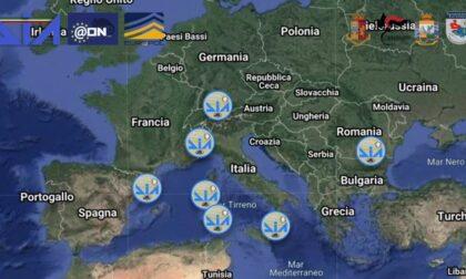 'Ndrangheta: 33 arresti e sequestri, coinvolto il chivassese Giuseppe Vazzana